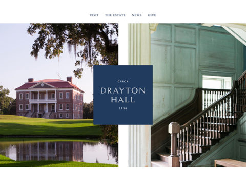 Drayton Hall New Website