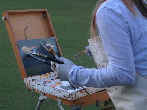 charleston sc april 2019 events painting class