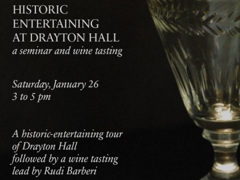 January 2019 events charleston sc wine entertaining history drayton hall
