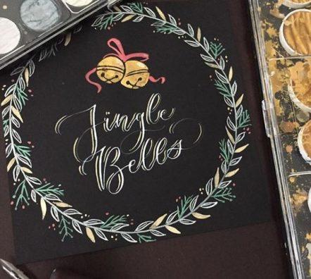 hand lettering class december charleston events 2019 drayton hall
