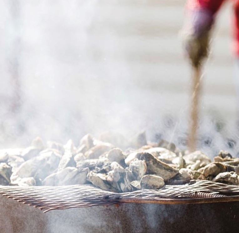 charleston sc events december 2019 big holiday oyster roast